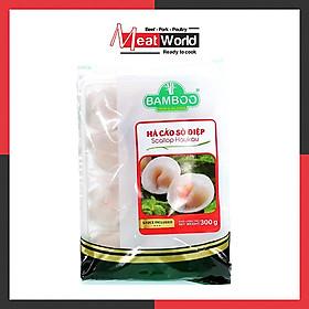 [Chỉ Giao HCM] - Há cảo sò điệp Bamboo 300g