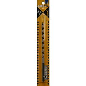 Mũi khoan gỗ No.6 (đầu xoắn tự rút - screw point) STAR-M