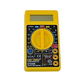 Đồng hồ đo điện vạn năng hiển thị số LCD Crownman 1730001