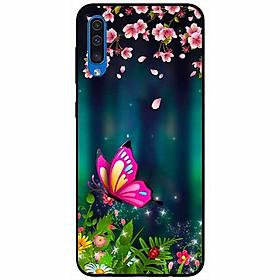 Ốp lưng dành cho Samsung A50 / A50s mẫu Bướm Hồng