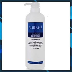 Dầu xả Aurane Balancing Conditioner dinh dưỡng siêu mêm mượt tóc 750ml