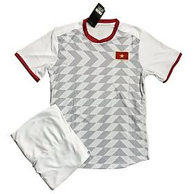 Áo Bóng Đá Việt Nam U23 Mẫu Mới 2019