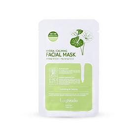 Mặt nạ siêu dưỡng ẩm, làm dịu da, cho làn da căng bóng và mềm mịn Hàn Quốc Lagivado Hydra Calming Facial Mask
