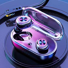 Tai nghe không dây Bluetooth-màu ngẫu nhiên ~ chi tiết chất lượng cao cấp ~