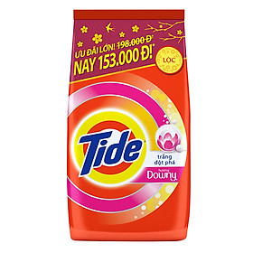 Bột Giặt Tide Hương Downy Túi 5.0Kg (Tết Edition)