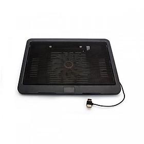 Đế Tản Nhiệt Laptop N191 ( 1 Fan to chạy cực êm)