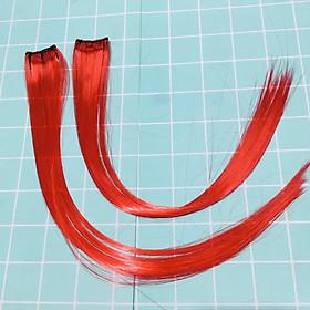 combo 2 Tóc light Hàn Quốc, tóc giả kẹp light, sợi light, tóc light
