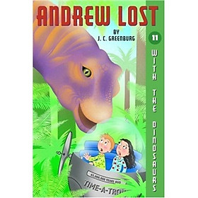 Andrew Lost with the Dinosaurs