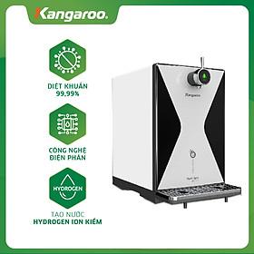 Máy Lọc Nước RO Hydrogen Ion Kiềm Kangaroo KG100MED 5 Lõi - Hàng Chính Hãng