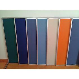Bảng ghim nỉ gắn tài liệu treo tường có nhiều màu sắc kích thước