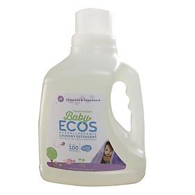 Nước giặt quần áo Ecos Baby 2.96 lít