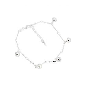 Lắc Chân Lục Lạc Showfay Jewelry TA0004 - Bạc