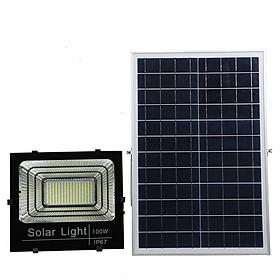 Đèn led năng lượng mặt trời SUN-18100 100W, Đèn năng lượng mặt trời IP 67
