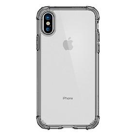Ốp Lưng Dành Cho iPhone X Spigen Crystal Shell - Hàng Chính Hãng