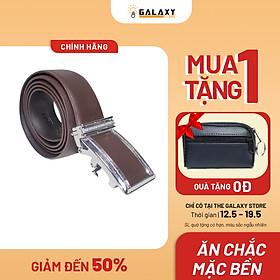 Thắt Lưng Nam Da Bò Cao Cấp Hai Lớp Da Galaxy Store GDNN05 (3.6 x 119 cm)