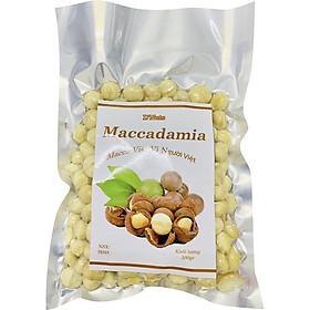 500g Macca Việt - Loại 1 Hạt Nhân Nguyên Hạt- D'Nuts