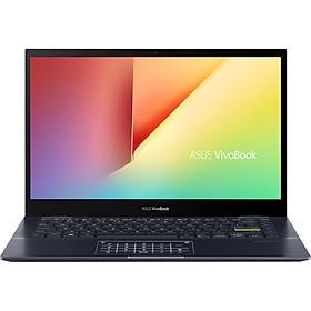 Laptop Asus VivoBook Flip 14 TM420IA-EC155T (AMD R3-4300U/ 4GB DDR4 3200MHz/ 256GB SSD M.2 PCIE/ 14 FHD Touch/ Win10) - Hàng Chính Hãng