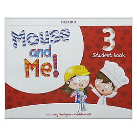 Mouse and Me! 3: Student Book Pack