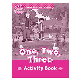 Oxford Read And Imagine Starter: One, Two, Three (Activity Book)