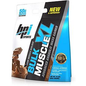 Sữa tăng cân Bpi Sports Bulk XL Muscle 15lbs (6.88kg) - Hàng Chính Hãng