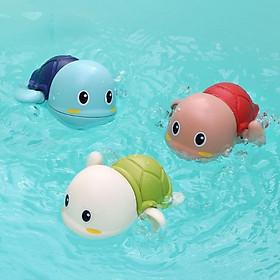 Set 3 rùa tập bơi siêu ngộ nghĩnh