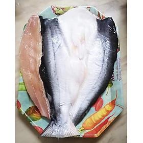 Khô cá dứa 1 nắng đông lạnh - con 1kg