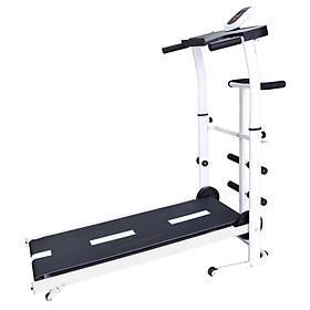 Máy chạy bộ cơ đa năng BG mẫu mới Treadmill SH306 5 in 1 thích hợp cho mọi lứa tuổi luyện tập (hàng nhập khẩu)
