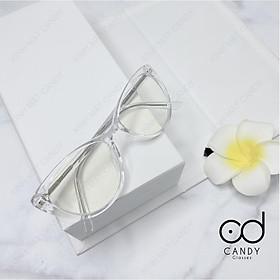 Gọng kính cận nữ cao cấp mắt mèo M8013 - Tiệm Kính Candy