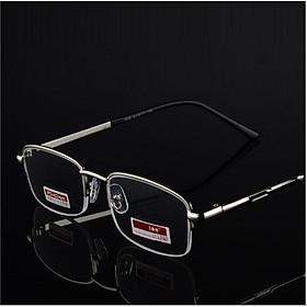 Kính lão thị viễn thị trung niên nửa vi�n hợp kim titan cao cấp kiểu dáng thể thao KVN656CP2HTTP hàng đẹp