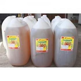 Dầu thực vật Cooking Oil Tường An - 30 Lít (25 kg / can)
