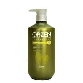 Dầu gội Orzen kích thích tăng cường sinh trưởng tóc - Da khô/Da nhạy cảm Hàn Quốc 500ml