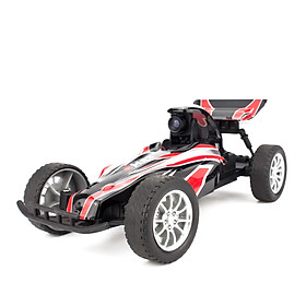 EMAX Interceptor FPV Racing RC Car with 600TVL Camera 2.4G 1/24 Indoor Remote Control Car Race Vision with FPV Glasses