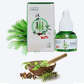 Tinh dầu đuổi muỗi và côn trùng Tinh chất thiên nhiên Green Spearmint