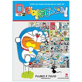 Doraemon Tuyển Tập Tranh Truyện Màu Kĩ Thuật Số Tập 2 (Tái Bản 2020)