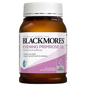Tinh Dầu Hoa Anh Thảo Blackmores Evening Primrose Oil 190 viên - mẫu 2020