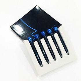 Ống mực Picasso dành cho bút máy-hộp 5 ống-mực xanh