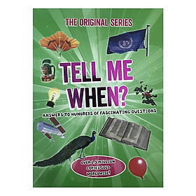 Tell Me When?