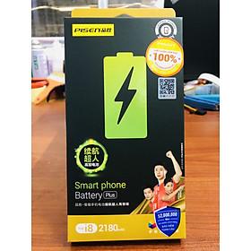 Siêu Pin điện thoại iPhone 8 - PISEN Dragon i8  2180mAh _ Hàng chính hãng