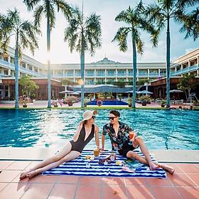 Victoria Cần Thơ Resort 4* - Buffet Sáng, Hồ Bơi Ngoài Trời, Gần Bến Ninh Kiều, Voucher Áp Dụng Đến 2022