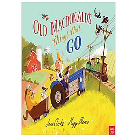 OLD MACDONALD S THINGS THAT GO PB