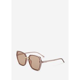 Mắt kính mát nữ đa giác gọng kính nhựa UV400 Jaliver Young SP – 1055