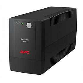 Bộ lưu điện UPS APC BX650li-MS - Hàng chính hãng