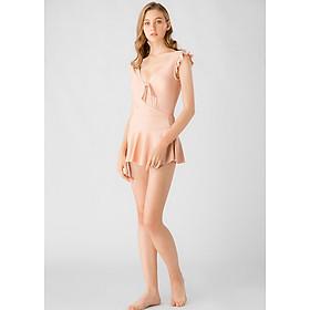 Đồ Bơi Một Mảnh Ôm Body Kèm Váy Rời 10415-HO104