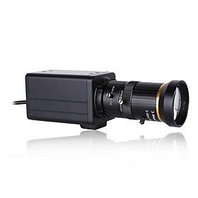 Aibecy 4K HD Camera Computer Camera Webcam 8 Megapixels 10X Optical Zoom 60 Degree Wide Angle Manual Focus Auto Exposure