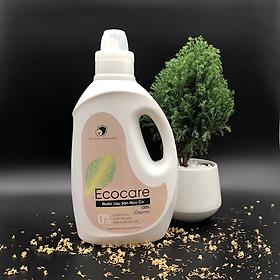 Nước lau sàn hữu cơ đuổi muỗi hương Sả Chanh 2000ml thương hiệu Ecocare