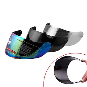Universal Anti-scratch Helmet Lens for AGV K3 SV K5 Motorcycle Helmet Replacement Face Shield