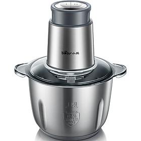 Bear QSJ-B03L5 2L Food chopper electric small /Stable & Low Noise Mixer /Quick Grinder