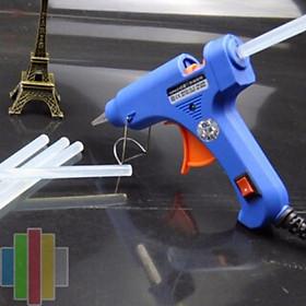 Súng bắn keo nến silicon + Tặng 10 cây keo silicon nến