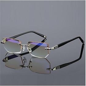 Kính viễn thị kính lão thị cao cấp chống m�i mắt khi đeo lâu PKTM_KV12