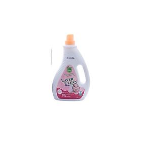 Nước giặt hữu cơ Layer Clean 2 lít  hương nước hoa